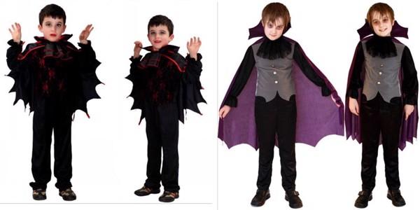 Trang phục ác quỷ Dracula đậm chất halloween