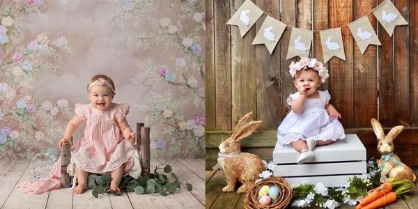 Lưu lại những khoảnh khắc đẹp cho con với những bộ váy xinh xắn