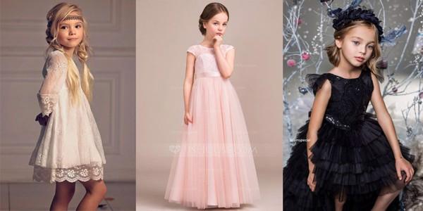 Những mẫu váy xinh đẹp cho con thêm tự tin