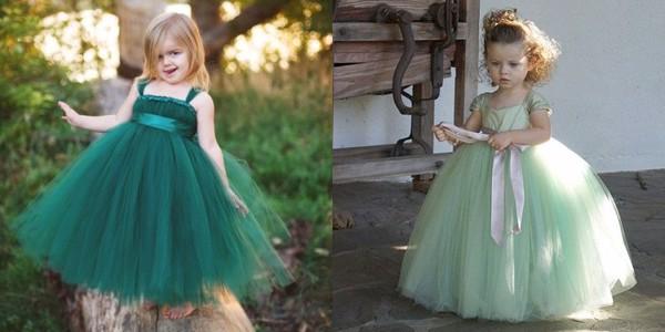 Những chiếc váy hợp với con sẽ giúp con thêm xinh đẹp