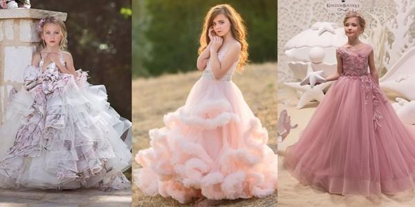 Các mẫu váy bồng bềnh đầy ấn tượng