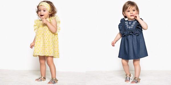 Những chiếc váy đẹp xinh sẽ cho bé thêm đáng yêu
