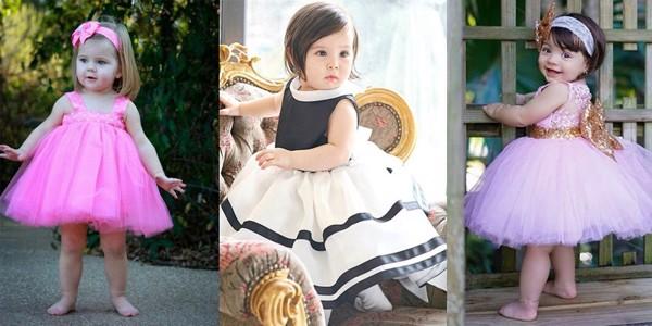 Chọn váy vừa vặn với bé sẽ giúp bé thoải mái hơn