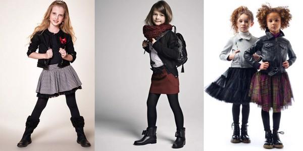 Những chiếc váy mùa đông dễ thương mẹ mê tít lên cho xem