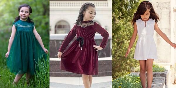 Chọn váy đẹp cho con được diện xinh mọi lúc mọi nơi