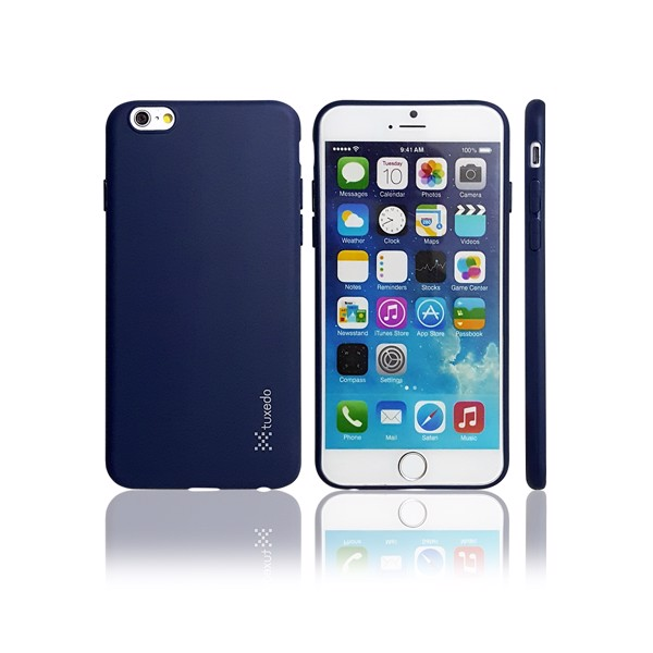 Ốp lưng iPhone 6/6S Plus, Tuxedo Frosted