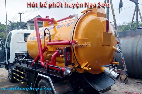 hut be phot huyen nga son