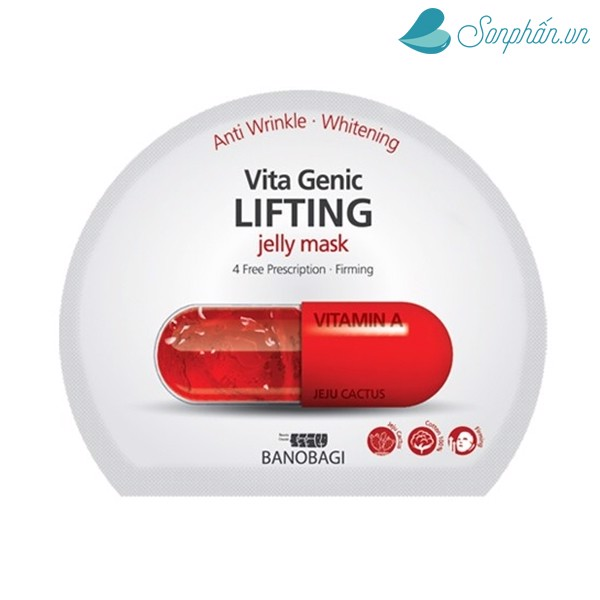 Mặt nạ BANOBAGI Vita Genic Lifting Jelly Mask 30ml