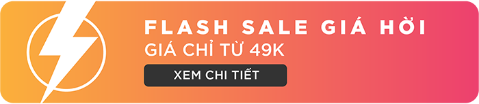 Flash Sale 49K