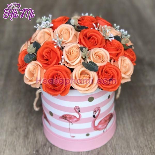 Hộp Cắm Hoa