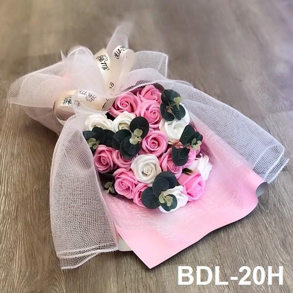 Bó hoa sáp 20 bông