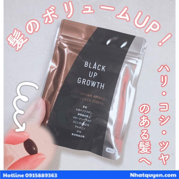 Black Up Growth