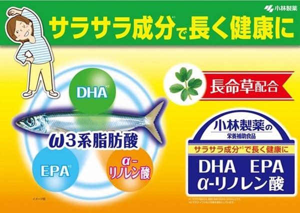 DHA EPA Nhật Bản