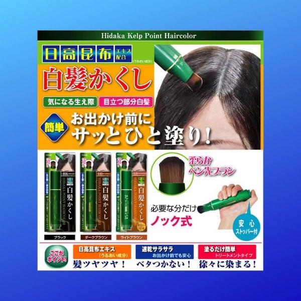 Bút nhuộm tóc TO-PLAN Nhật Bản