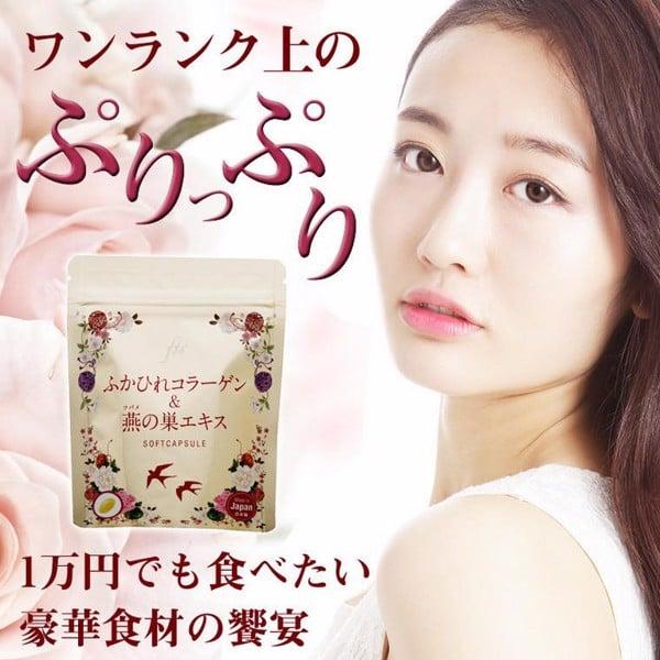 Reviews Viên uống collagen tươi của Nhật