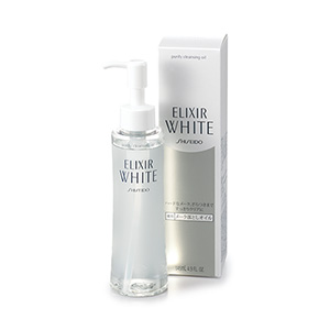 Elixir White Shiseido Cleaning Oil 145ml