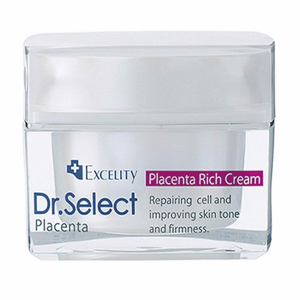 Kem dưỡng Dr.Select Placenta Rich Cream