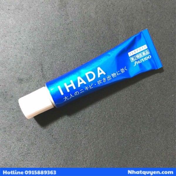 Kem trị mụn Ihada Shiseido Nhật Bản