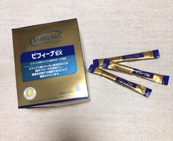 Health Aid Bifina EX
