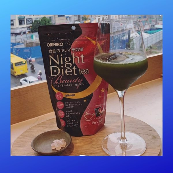 Orihiro Night Diet Tea Beauty