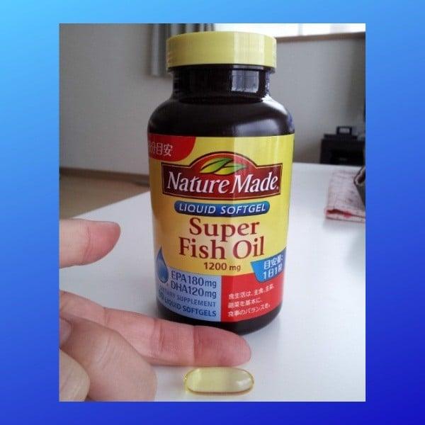 Dầu cá Nature Made Super Fish Oil Nhật Bản