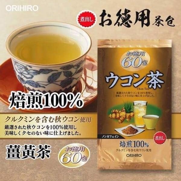 trà nghệ orihiro