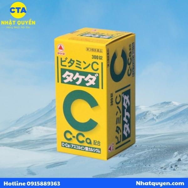 viên uống bổ sung vitamin C