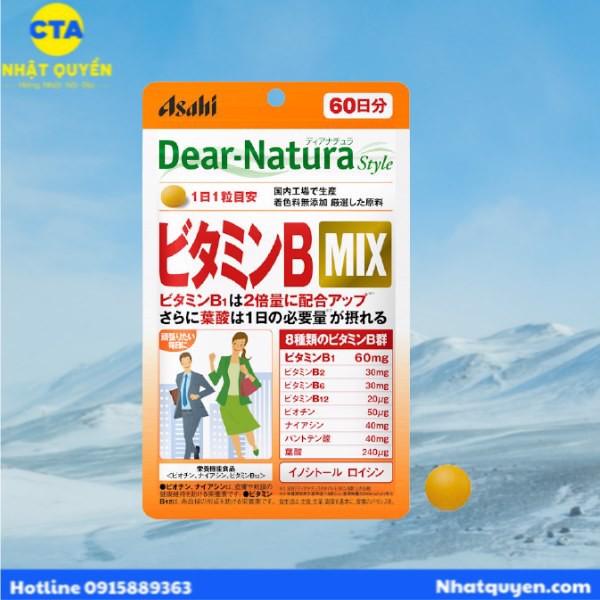 vitamin b mix dear natura