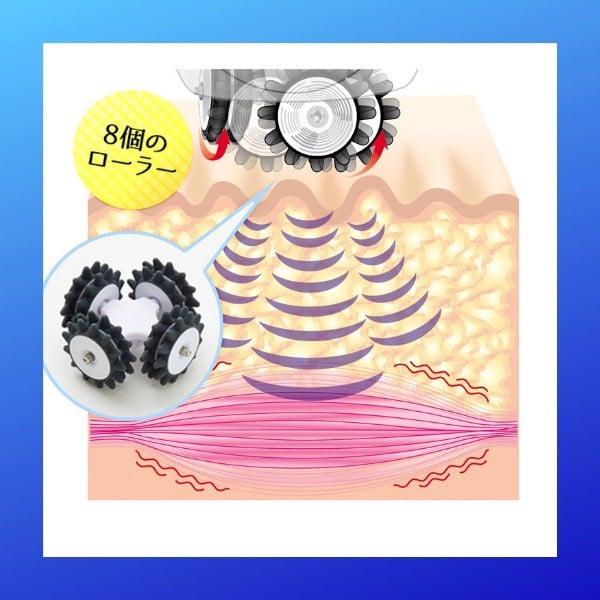Máy massage giảm béo Ya-Man Acetino Advance Nhật Bản