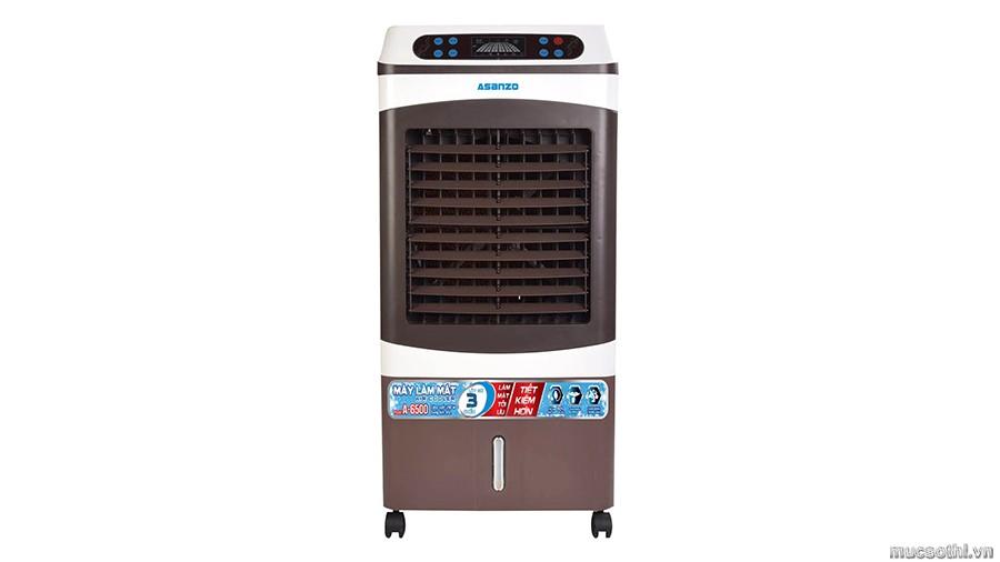 Smartphonestore.vn - Bán lẻ giá sỉ, online giá tốt máy quạt điều hòa làm mát không khí Asanzo A6500 chính hãng - 09175.09195