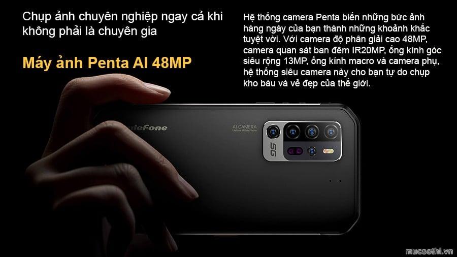 smartphonestore.vn - bán lẻ giá sỉ, online giá tốt smartphone siêu bền 5g Ulefone Armor 11 chính hãng - 09175.09195
