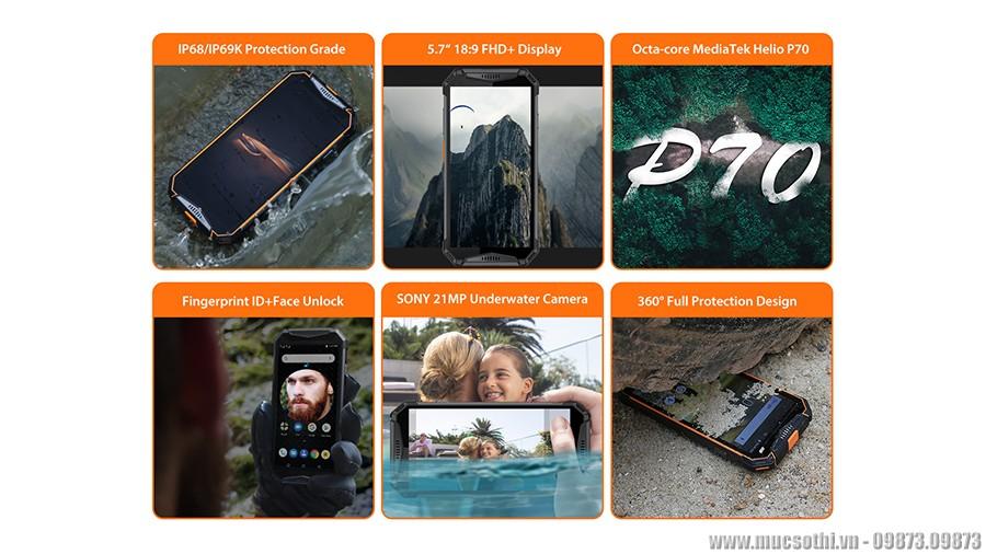 smartphonestore.vn - bán lẻ giá sỉ, online giá tốt điện thoại ulefone armor 3w chính hãng - 09175.09195