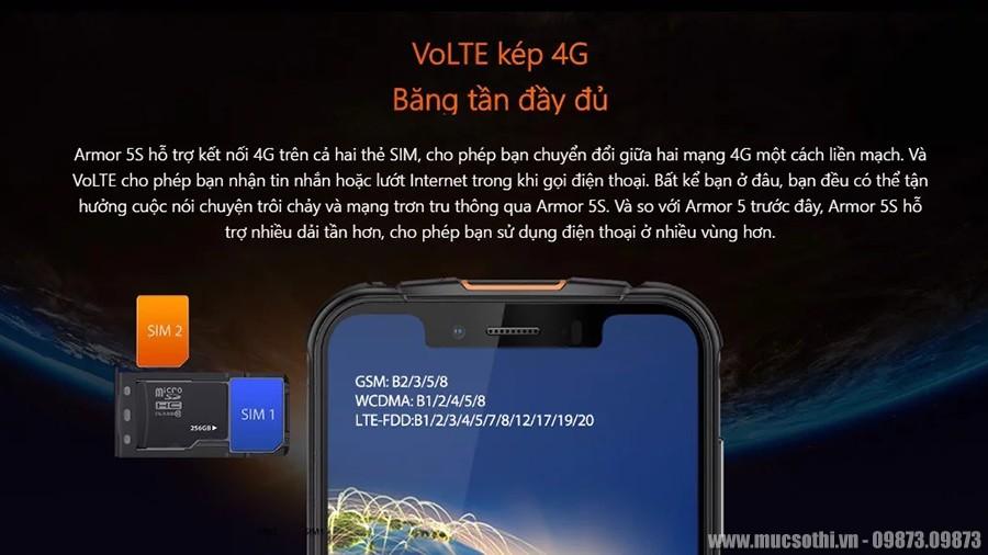 SmartPhoneStore.vn – Bán lẻ giá sỉ, online giá tốt smartphone siêu bền ulefone armor 5s chính hãng – 09175.09195
