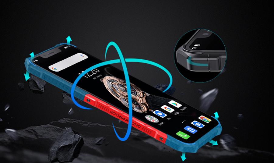 Tất tần tật về smartphone siêu bền Ulefone Armor 6s chip Helio P70 Ram6GB Rom128GB - 09175.09195