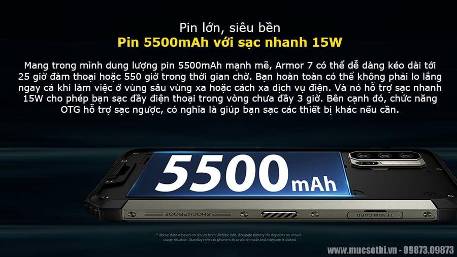 SmartPhoneStore.vn – Bán lẻ giá sỉ, online giá tốt smartphone ulefone armor 7 chính hãng – 09175.09195