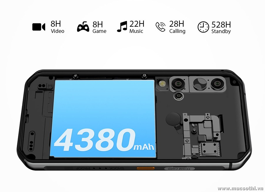 smartphonestore.vn - bán lẻ giá sỉ, online giá tốt điện thoại blackview bv9900 pro chính hãng - 09175.09195