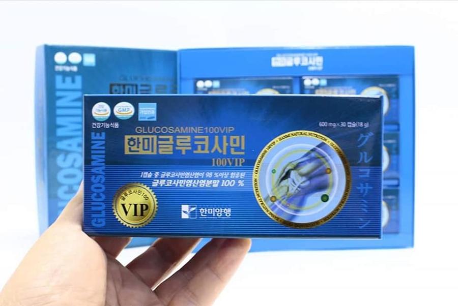 Smartphonestore.vn - Chuyên cung cấp Thuốc Bổ Xương Khớp Glucosamine VIP Hàn Quốc chính hãng - Có ship COD 09175.09195