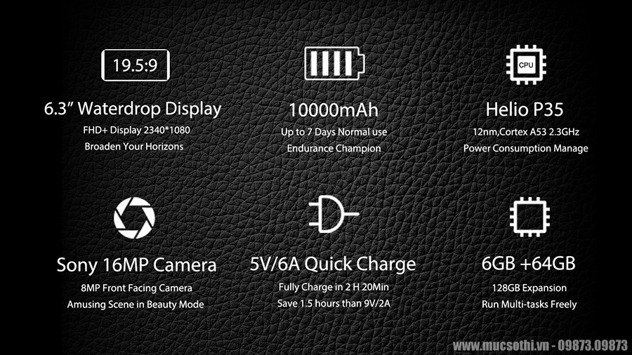 smartphonestore.vn - bán lẻ giá sỉ, online giá tốt điện thoại oukitel k12 pin khủng chính hãng - 09175.09195