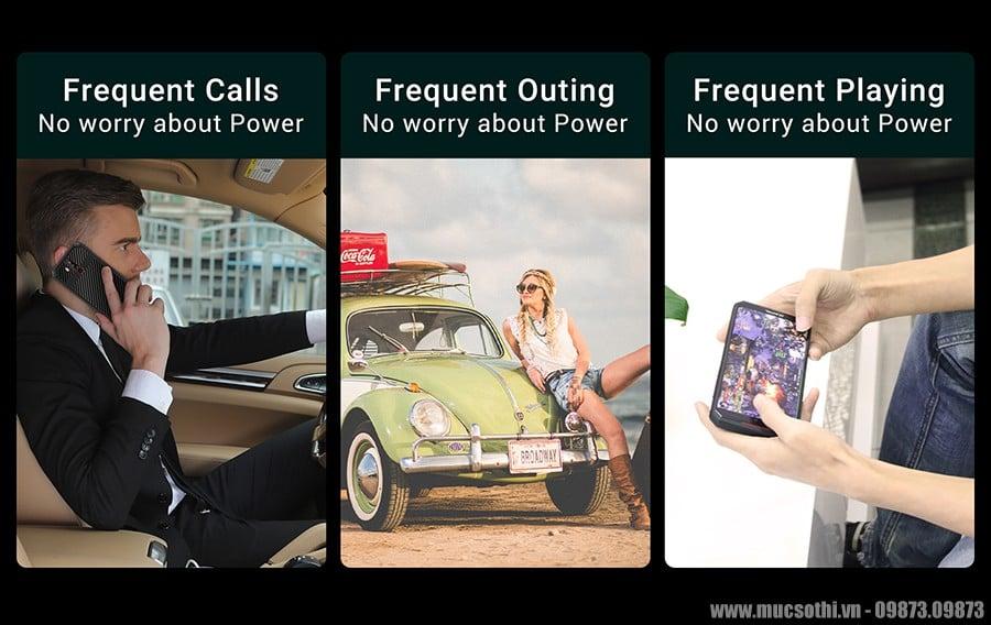smartphonestore.vn - chuyên cung cấp lẻ giá sỉ, online giá tốt smartphone pin khủng oukitel k13 pro chính hãng - 09175.09195