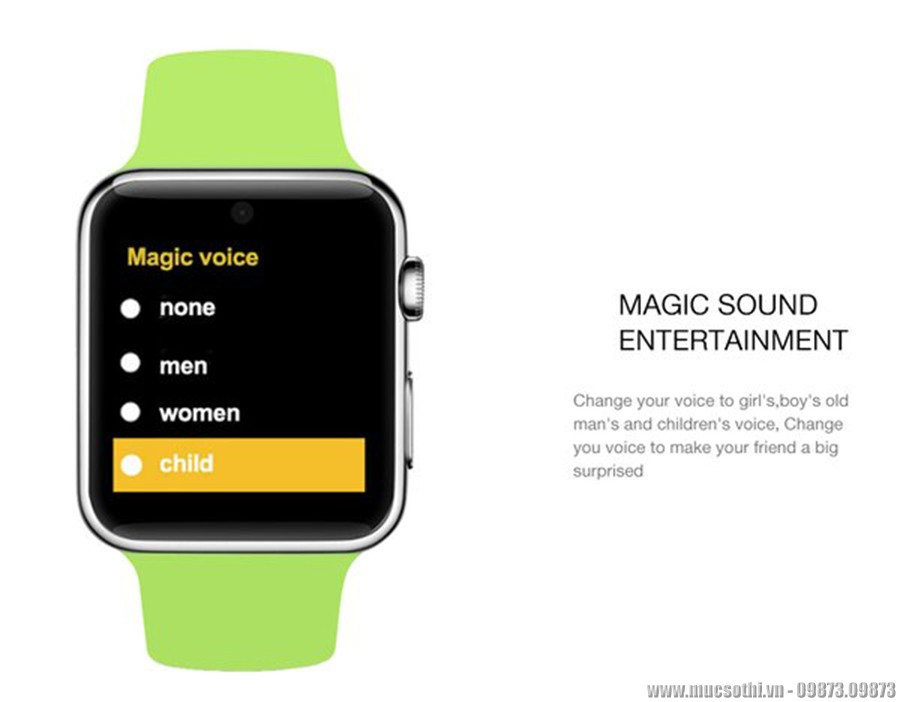 Smartphonestore.vn - Bán lẻ giá sỉ, online giá tốt smartwatch dùng sim Lemfo LF07 chính hãng - 09175.09195