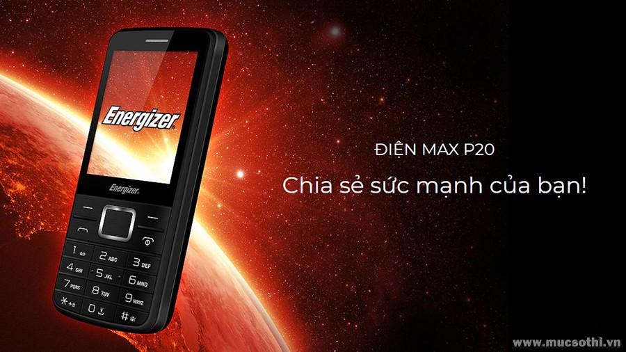 smartphonestore.vn - bán lẻ giá sỉ, online giá tốt điện thoại energizer power max p20 chính hãng - 09175.09195