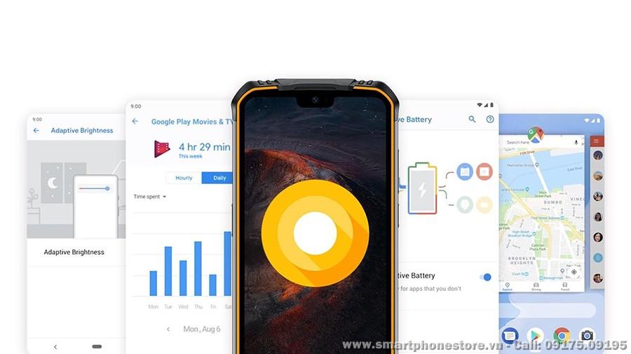 smartphonestore.vn - chuyên cung cấp smartphone pin khủng Doogee S68 Pro chính hãng - 09175.09195