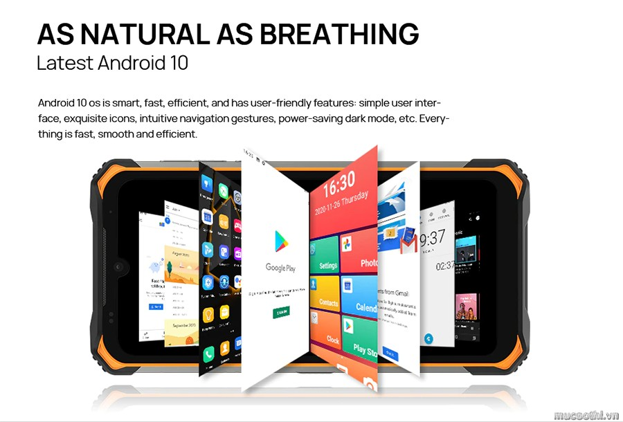 smartphonestore.vn - chuyên cung cấp smartphone siêu bền pin khủng Doogee S86 chính hãng - 09175.09195