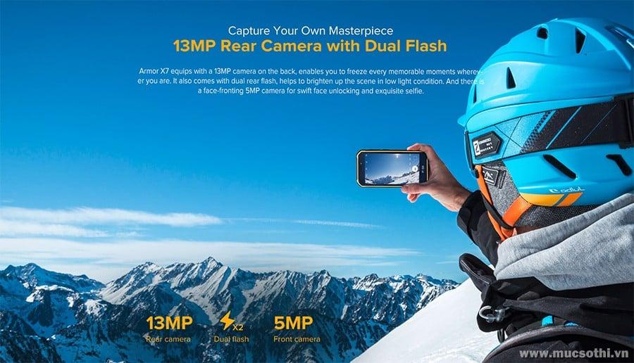 smartphonestore.vn - bán lẻ giá sỉ, online giá tốt điện thoại ulefone armor x7 chính hãng - 09175.09195