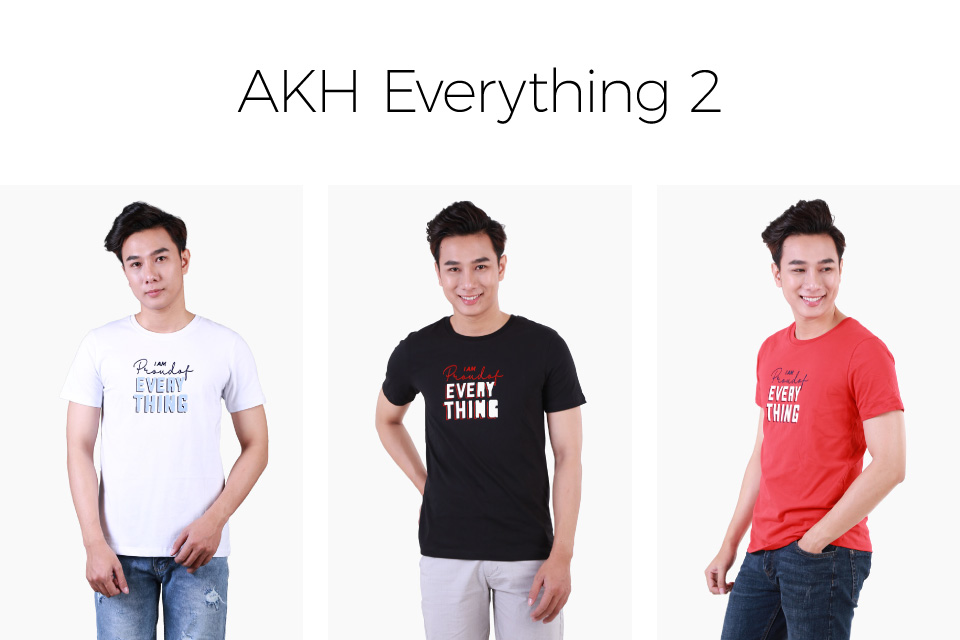 ÁO THUN NAM AKH EVERYTHING 2