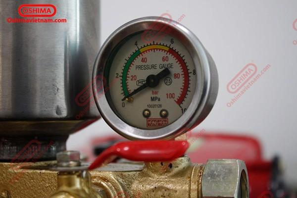 Đồng hồ đo áp lực của đầu xịt Presmax 35