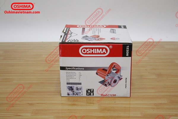Hộp đựng của máy cắt gạch Oshima C1230