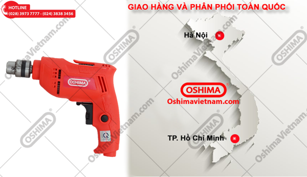 Khoan Oshima K450