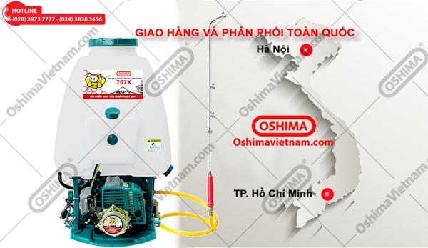 Bình Xịt Oshima 767 X