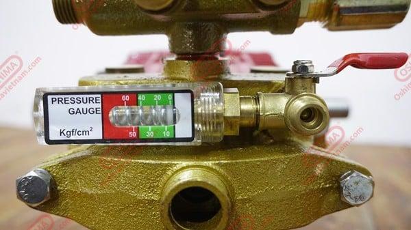Đồng hồ đo áp lực của Dragon CH200 GA
